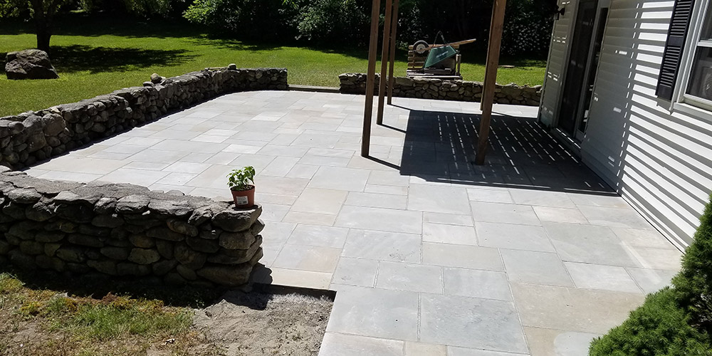 ATP Landscaping Paver Patio Photo
